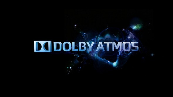 Dolby Atmos surround sound logo