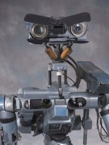 Johnny 5 in Short Circuit
