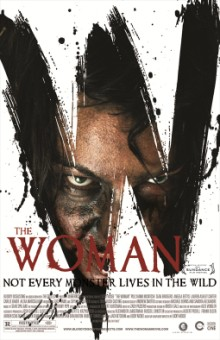 Poster for Lucky McKee's The Woman