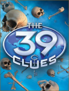 39 Clues cover