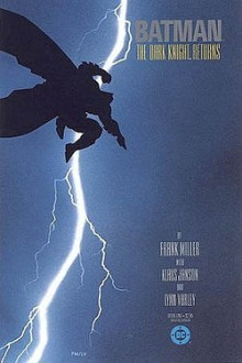 Dark Knight Returns cover art