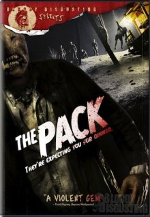 The Pack DVD art
