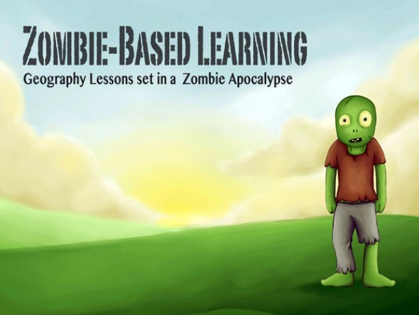 Zombie-based learning kickstarter