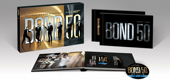 bond 50 bd set The Week in Movies.com Original Content: Cannes Reviews, Reel TV, New VOD Movies, and More