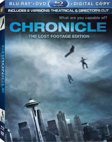 chronicle blu ray Dialogue: Josh Trank on How the 90s and Having Nothing to Lose Influenced Chronicle