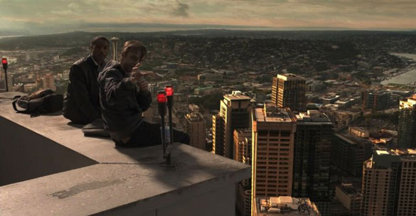 chronicle sky scrapper Dialogue: Josh Trank on How the 90s and Having Nothing to Lose Influenced Chronicle