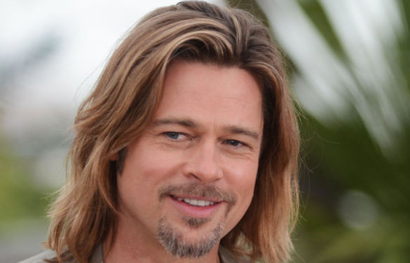 Brad Pitt at Cannes 2012 Killing Them Softly