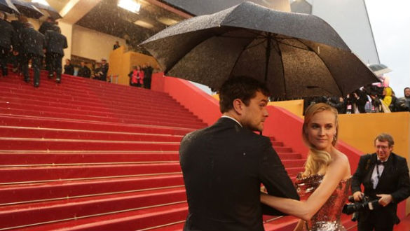 Cannes 2012 Joshua Jackson Diane Kruger