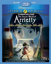 secret world of arriety bd Buy Me, Rent Me, Forget Me: Three New Studio Ghibli Blu rays, The Woman in Black, Lethal Weapon Collection and More