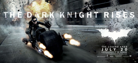 tdkr catwoman batpod The Week in Movies.com Original Content: Cannes Reviews, Reel TV, New VOD Movies, and More