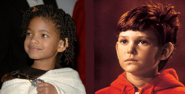 Willow Smith, Henry Thomas