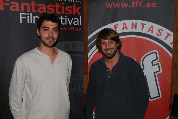 Alexandre Aja and Gregory Levasseur