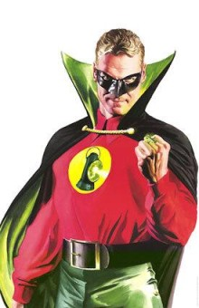 Alan Scott, the original Green Lantern