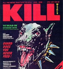 Blade Runner Kill magazine