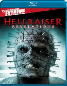 Hellraiser Revelations blu-ray art