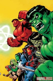 Hulk and the Agents of SMASH promo art