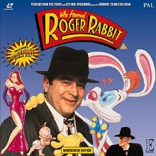 Roger Rabbit cover art
