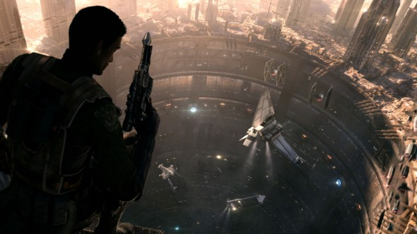 Star Wars 1313 teaser art