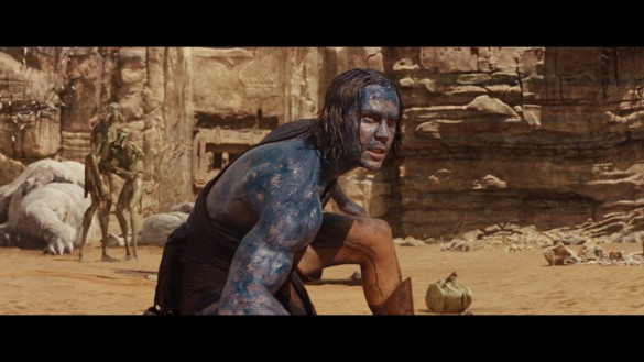 john carter blu ray taylot kitsch blue blood%20(Custom) Box Office Report: Django and Les Mis Help 2012 Break Record; Plus, the Biggest Bombs of the Year