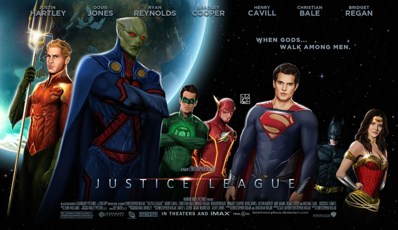 Warner Bros. and DC Strike Next: Here Comes That 'Justice League ...