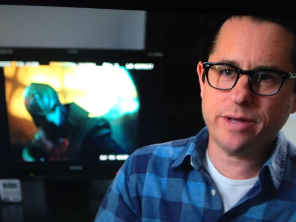 J.J. Abrams and 'Star Trek 2' on MTV Movie Awards