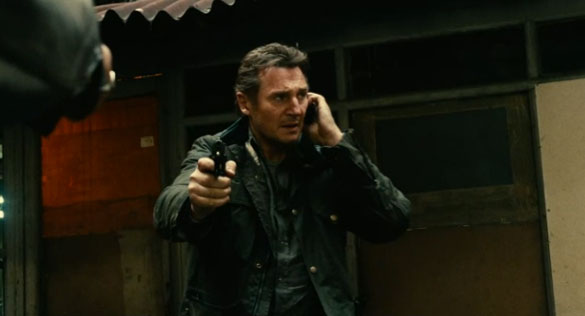 Taken 2' Trailer Forces Liam Neeson to do What He Does Best