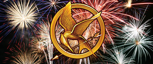 Hunger Games Fireworks