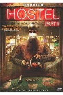 Hostel 3 cover art