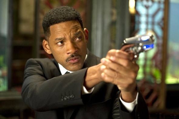 Men in Black 3 Will Smith
