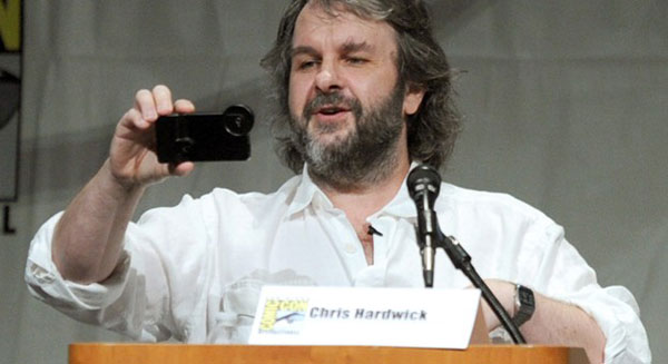 Peter Jackson at SDCC