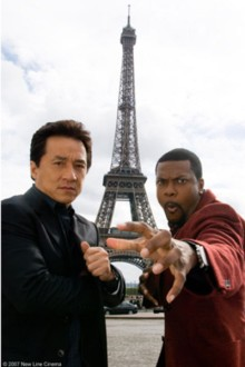 Rush Hour 3 Chan and Tucker