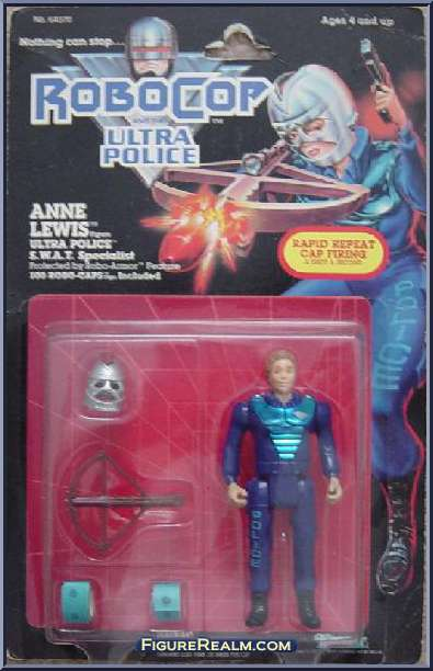 allenrobocop Great Character Actors and Their Unlikely Action Figures, Vol. 2: For Women Only