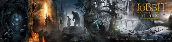hobbitposter550 Best of the Week: Comic Con and Batman Galore