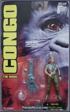 linneycongo Great Character Actors and Their Unlikely Action Figures, Vol. 2: For Women Only