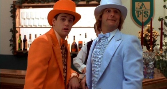 Dumb and Dumber Harry and Lloyd