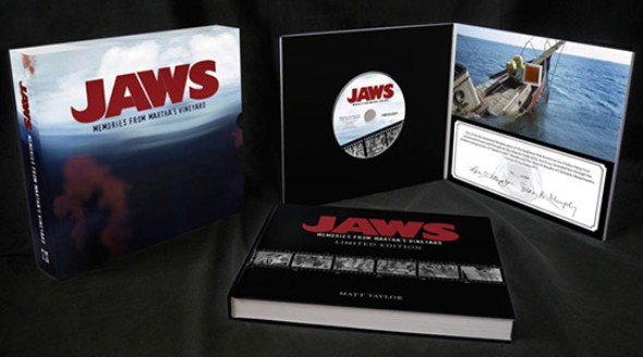 Jaws Memories hardcover