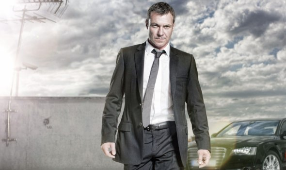 Transporter TV series star Chris Vance
