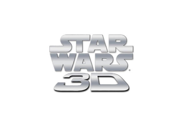 mdc star wars 3d logo Movie News: 3D 'Star Wars' II and III Release Dates; 'Robocop' Villain Casting; Trailer for Joe Dantes 'The Hole'