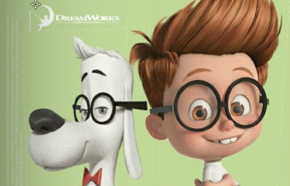 Mr. Peabody and Sherman teaser