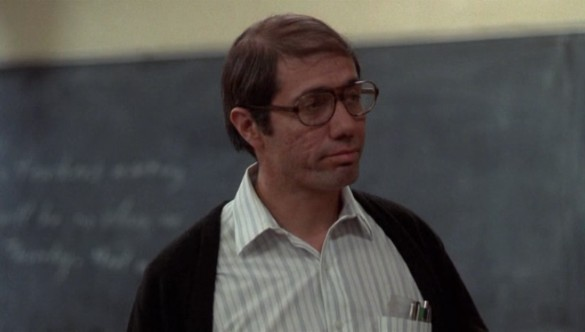 an analysis of jaime escalantes character in stand and deliver by ramn menndez Every decision, every resolution certainly a fundamental one like suspending a member, has in the final analysis to be voted on even though there's no debate, as the rules call for, there has to be a decision of the house.