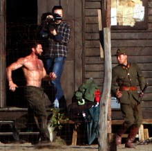 The Wolverine Set photo