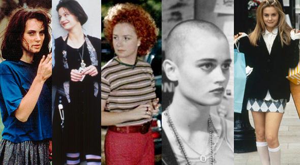'90s Heroines