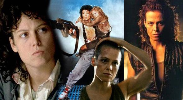 Ellen Ripley Evolution