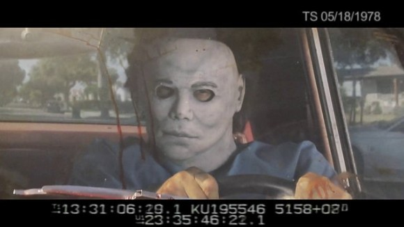 Michael Myers Driving Lesson