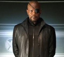 Nick Fury Sam Jackson