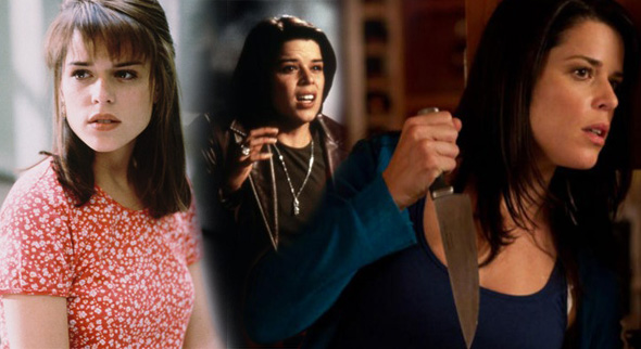 Sidney Prescott evolution