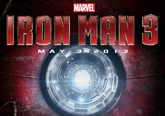 iron man 3 logo Iron Man 3 Teaser Trailer Preview: Heres a First Look at Marvels Next Superhero Movie