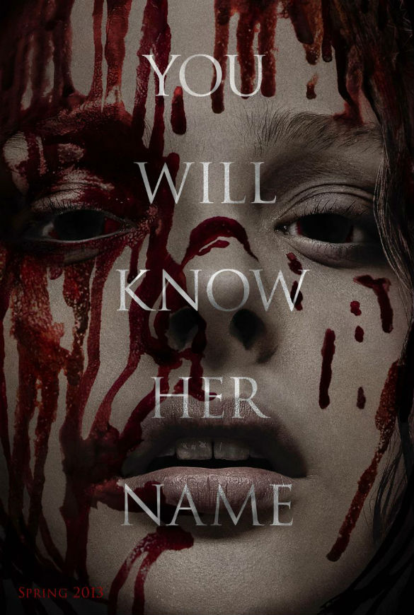 Carrie - international poster