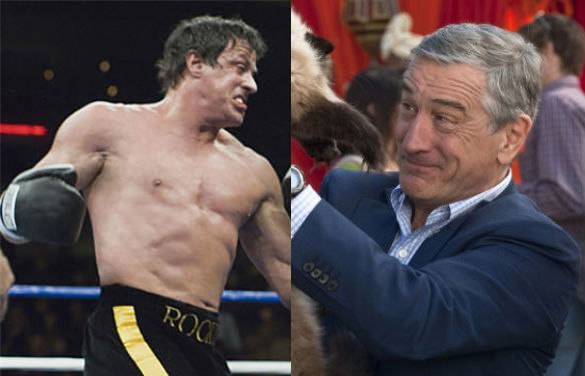 Rocky Balboa, Little Fockers