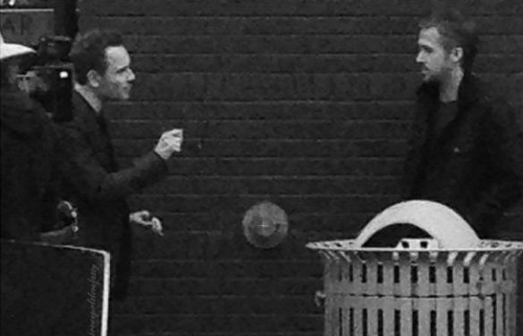 Untitled Terrence Malick Project - Michael Fassbender Ryan Gosling